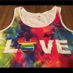 Disney LOVE Pride Tanktop
